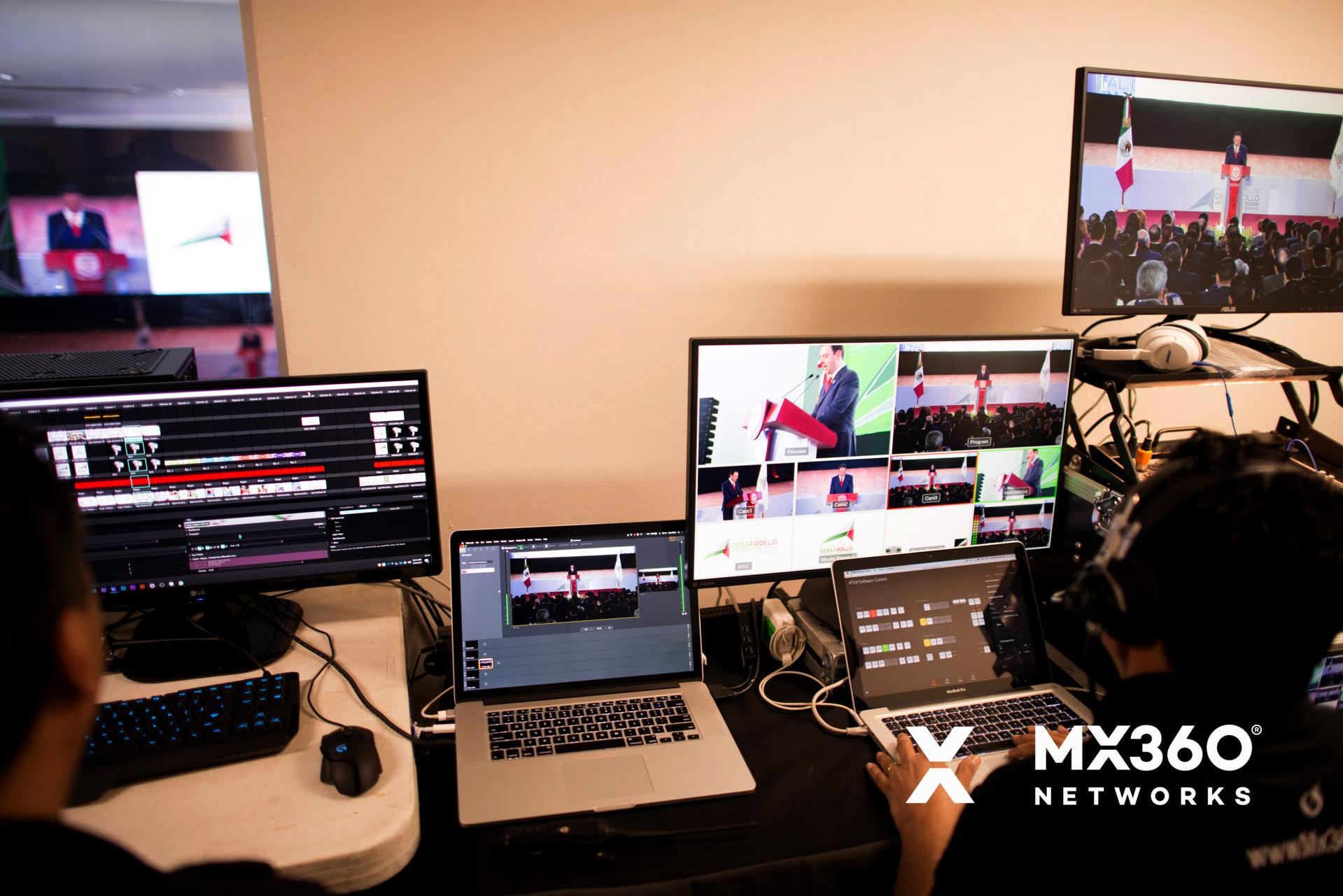 Circuito cerrado, multimedia, animación 2d, animación 3d, renta de audio, live streamming, videomapping, producción de eventos corporativos, eventos gubernamentales.